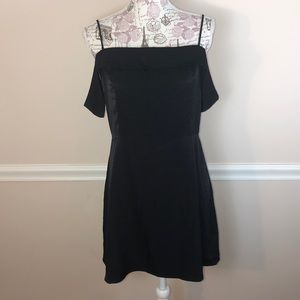 Urban Outfitters Silence & Noise Black Dress NEW
